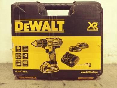 Cordless drill hammer dewalt