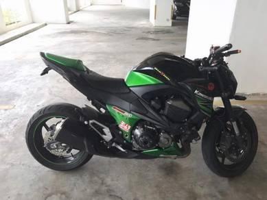 Kawasaki z800 baru