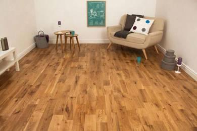 Vinyl Floor Lantai Timber Laminate PVC Floor Q99