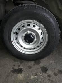 Tyres 205R16C Free Rim 16