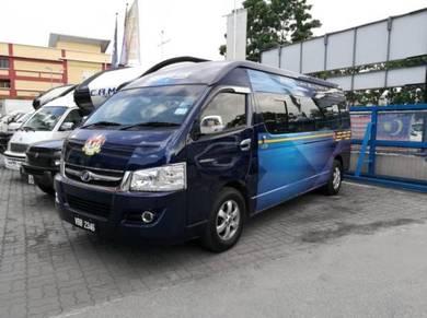 New CAM Placer X 18 Seat Van Joyong Hiace Higer