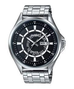 Watch - Casio Date MTPE108D-1A - ORIGINAL