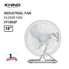 KHIND Industrial Floor fan 18'' FF1802f-NEW in
