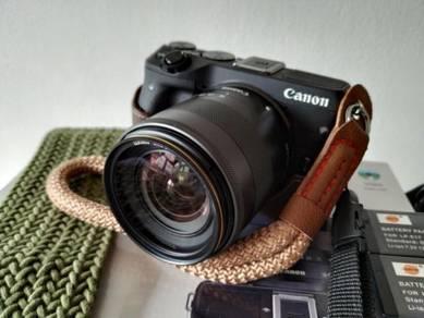 Canon EOS M3 24.0MP Digital Camera