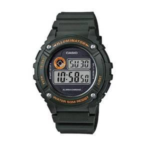 100% Original Casio Watch W-216H-3B
