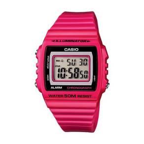 100% Original Casio Watch W-215H-4A