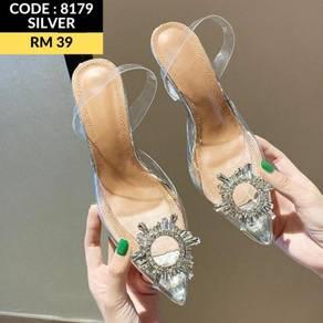 8179 Cyrstal's Women Sexy Pumps Heel
