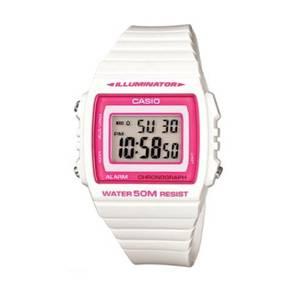 100% Original Casio Watch W-215H-7A2