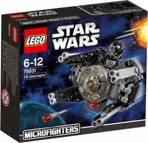 LEGO 75031 TIE Interceptor