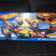 Hot Wheel race set