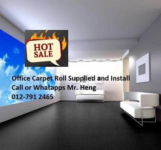 Carpet Roll For Commercial or Office 56yg