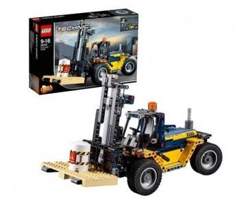 LEGO 42079 Heavy Duty Forklift Technic toy