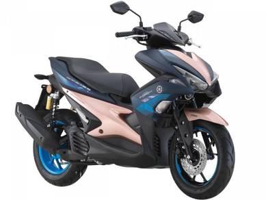 Yamaha nvx doxou cny promotion low deposit