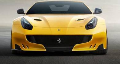 Ferrari F12 tdf tour de france conversion kit