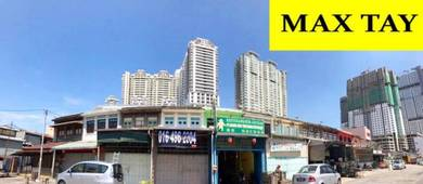 1.5 Storey Commercial Use Shop House Kuantan Road Georgetown WORTH