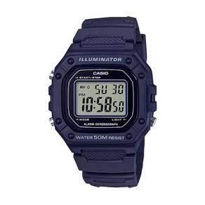 100% Original Casio Watch W-218H-2A