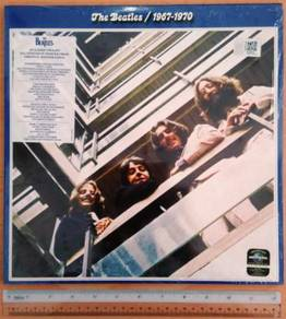 LP The Beatles 1967-1970 Record