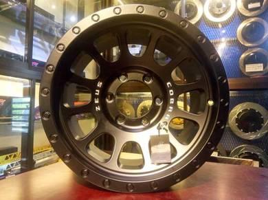 LENSO ZEUS 03 16inc RIM FORD RANGER D-MAX