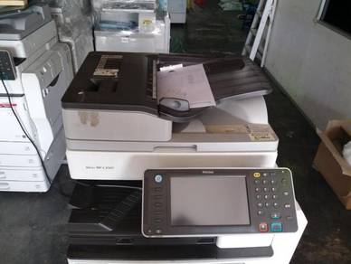 Ricoh machine photocopy color mpc4502 for sale