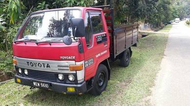 Toyota 4WD toyoace 1 tan