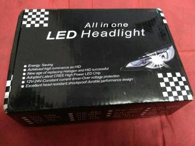 All In One LED Headlight Vehicle 3HL-H11