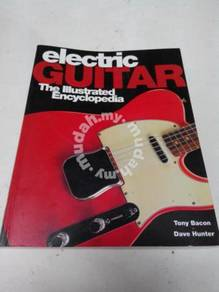 ELECTRIC GUITAR -THE ILLUSTRATED ENCYCLOPEDIA Book