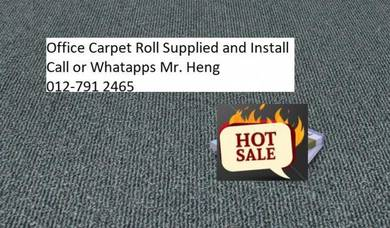 Office Carpet Roll Modern With Install 35f6t7