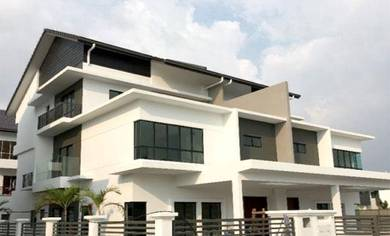 [0% Downpayment] 24x85 2-Storey Corner Lot House - Shah Alam