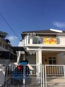 For SALE TOWN HOUSE at Taman Kasa Height, Alor Gajah(NEW HOUSE)