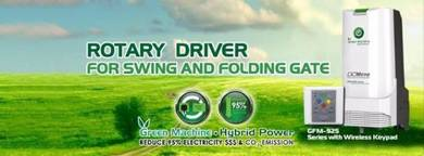 Hybrid Power Reduce Eletcric Autogate Operator