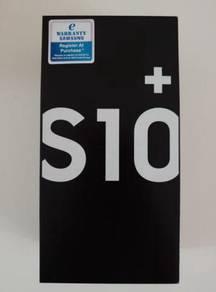 Baru Samsung S10 Plus 512GB. Hargaa 13OORM jer