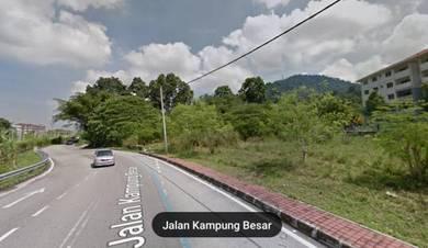 Bukit Mertajam Roadside 1st Grade Land