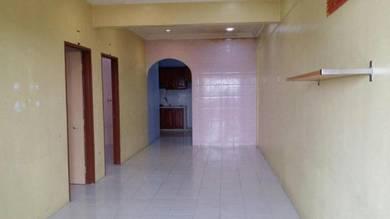 Renovated nice house prima bayu apartment, taman bayu perdana , klang