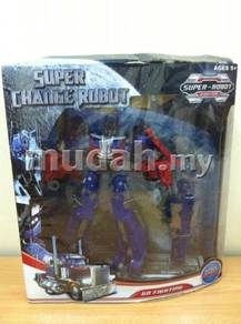 Super Change Robot Optimus Prime Leader Class