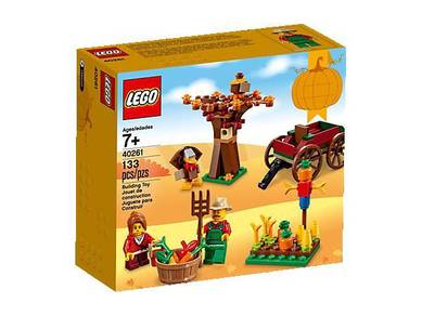Lego 40261 Thanksgiving Harvest 2017