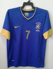 Jersey brazil away 2012 no 7 robinho