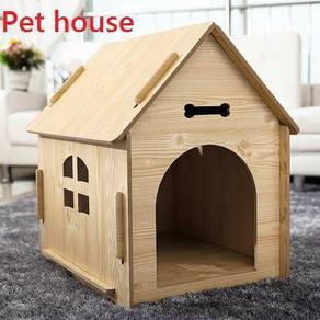 Wooden Pet house, Cat House, Pets Cage