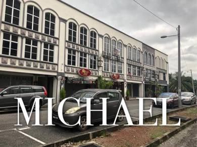 Shop Lot At Pekan Baru (Near Billion Shopping Centre Mall ) Sg Petani