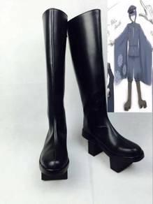 Vocaloid kaito senbon sakura cosplay fashion boots