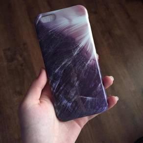Purple Stone Phone Case