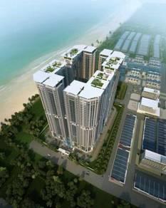 High Floor Atlantis Condo Kota Laksamana Melaka Raya Near Klebang