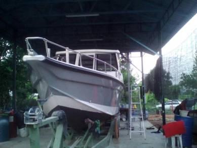 Boat untuk dijual