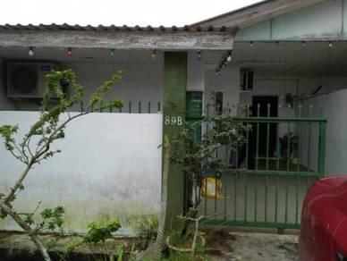Rumah teres untuk dijual