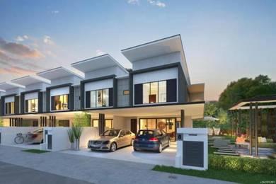 New 2-sty Superlink 22x80 Bukit Jalil