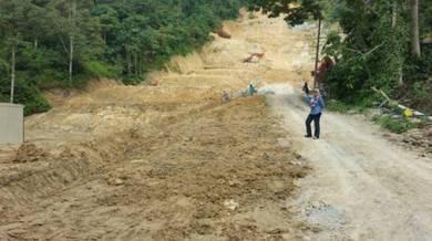 1km ke UIA, Gombak, Lot Banglo Geran Individu
