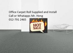 Carpet Roll For Commercial or Office 876