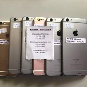 6S plus 64gb fullset original iphone