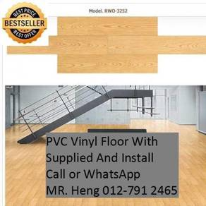 Ultimate PVC Vinyl Floor - With Install t49t43