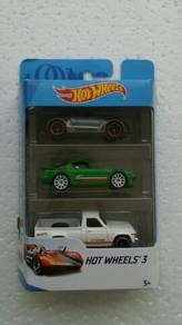 HotWheels 3 Pack JDM Nissan 370z Mazda Repu Rx-7