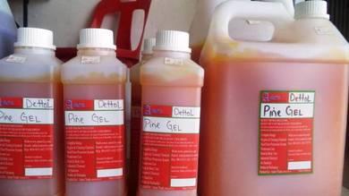 Dettol Pine Gel 10 liter